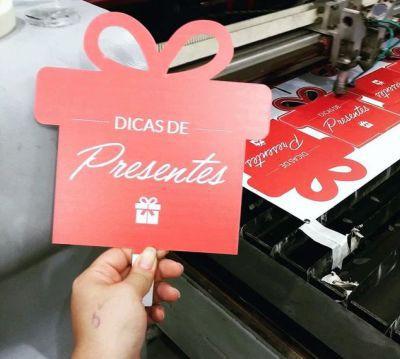 Impressão Direta no PVC 2mm c/ Corte Espcial
